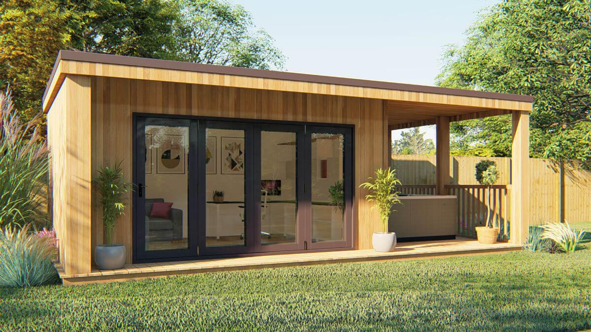 Bespoke Garden Rooms Scotland
